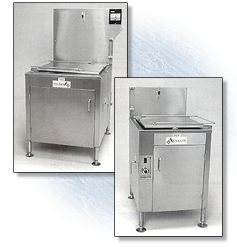 ADF24-G Donut Fryer, Gas