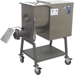 Auto-Feed Mixer/Grinder