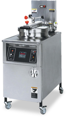 LPF Series Electric Pressure Fryer