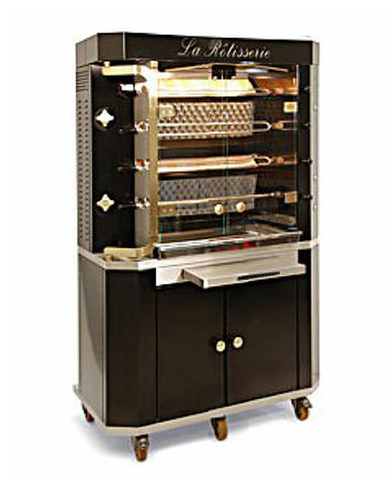 "NEOFLAM 4 ""LUX"" Rotisserie Oven"