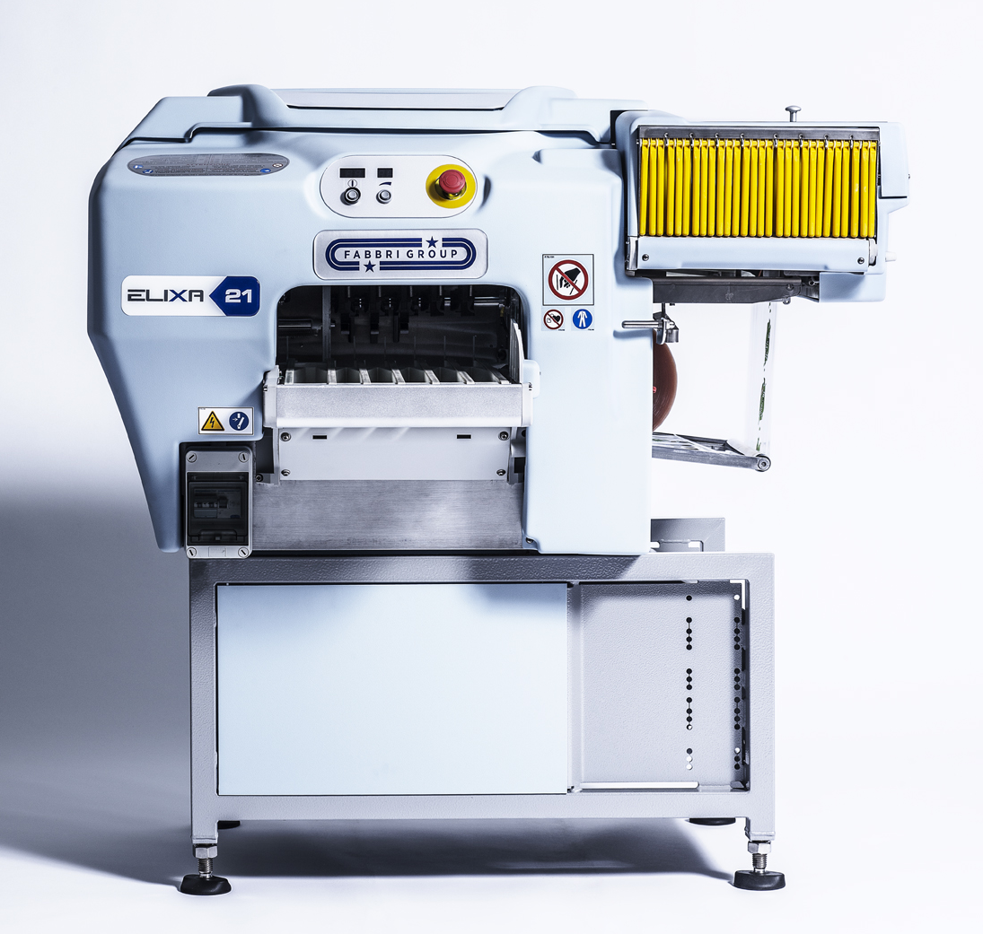 Elixa 21 Packaging Machine