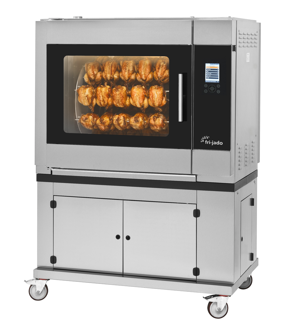 Auto Clean ACR Rotisserie Oven