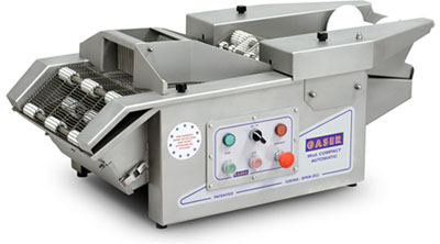 Compact Automatic Batter – Breading Machine