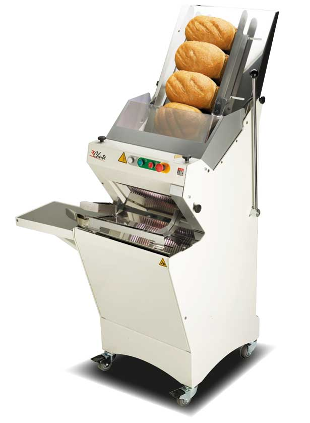 CHUTE 450 Gravity Feed Bread Slicer