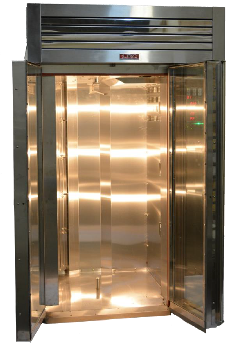LMO MAX Roll in Rotating Rack Oven