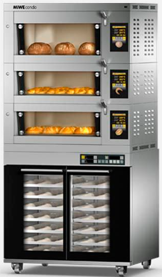 Condo Electric Deck Oven ‐ 3 Decks