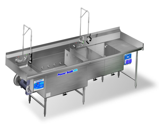 PS-200 Work Table with Sink