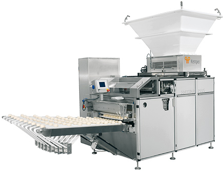 Instore Baking Softstar Roll Line