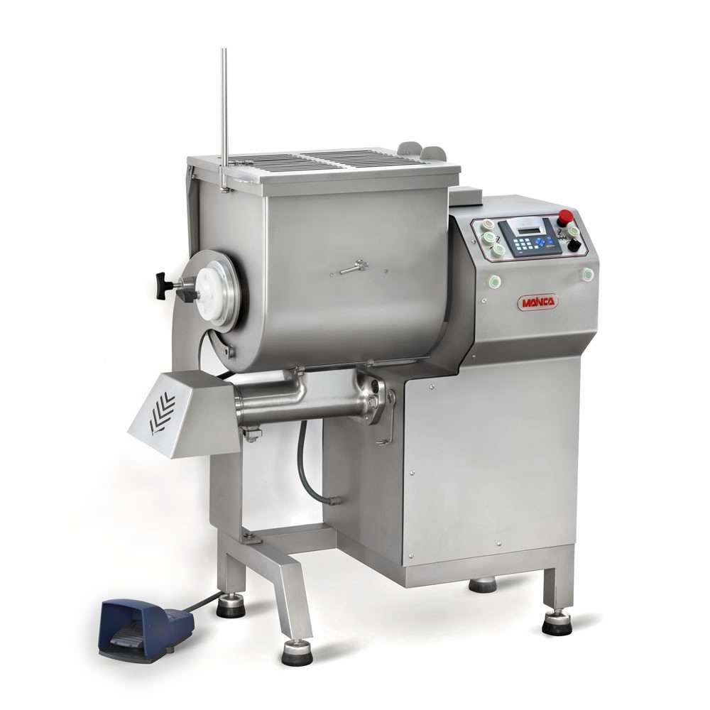 MG‐95 (3‐PH) Mixer/Grinder, Hybrid