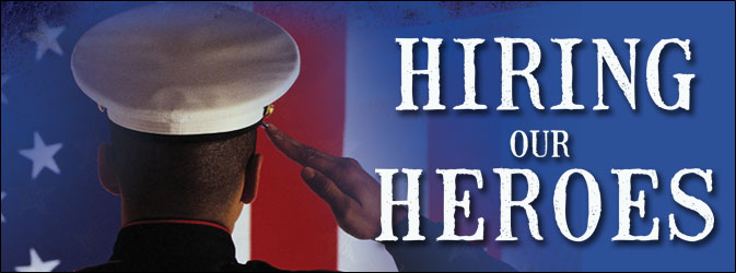 Two 'Hiring Our Heroes' Job Fairs Coming Up!